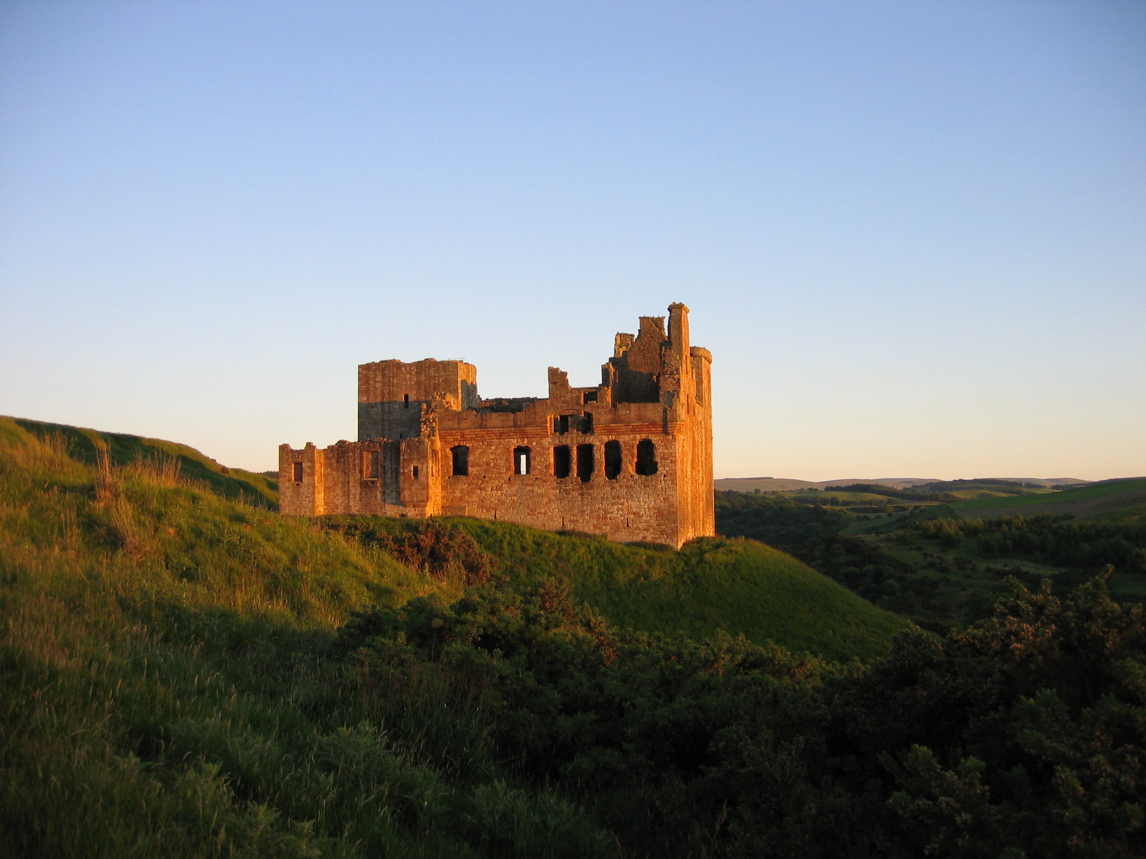 Crichton Castle
